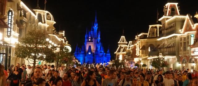 Disney World – pasaulio pramogų sostinė