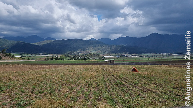 Kostanza Dominikos Respublikos kalnuose