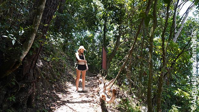Žygis Dominikos Respublikos kalnuose