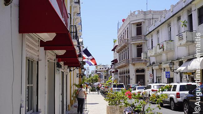 Santo Domingo senamiestyje