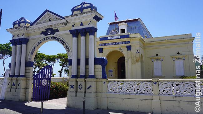 Puerto Platos masonų ložė