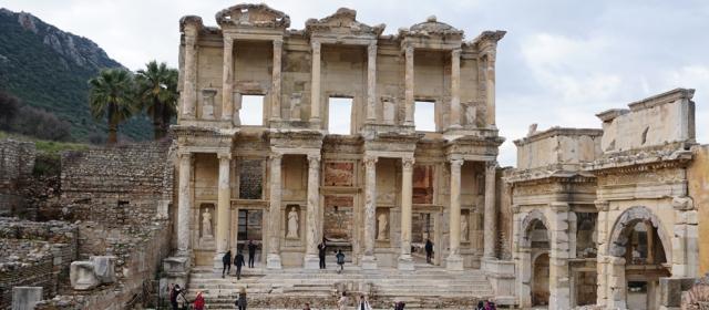 Didingiausi Antikos (graikų ir romėnų) griuvėsiai
