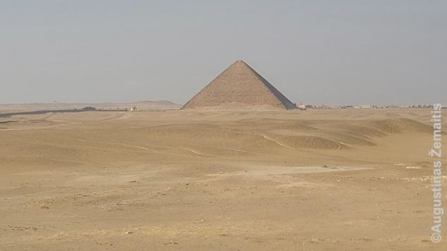 Dašuro Raudonoji piramidė