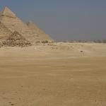 Egiptas - karštis, chaosas, Istorijos pradžia