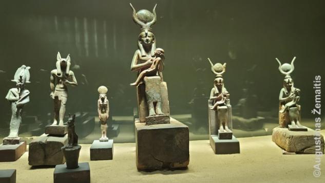 Statulėlės muziejuje