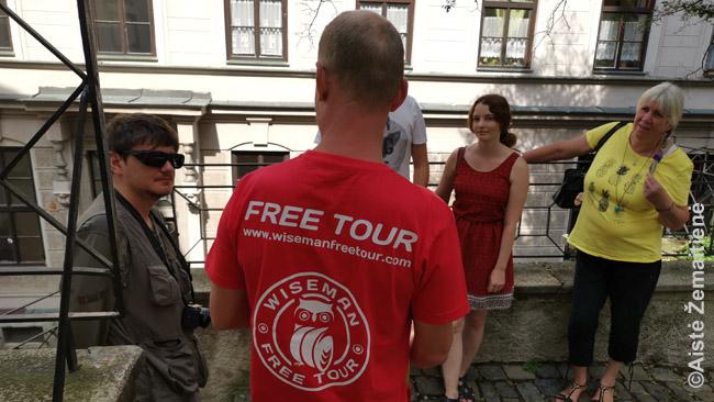 Free Tour Česky Krumlove, Čekijoje