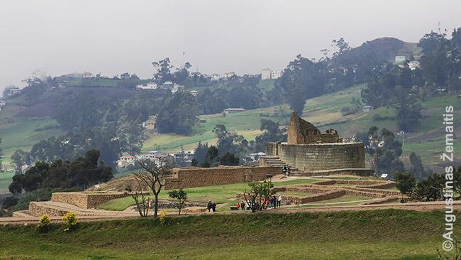 Ingapirkos inkų griuvėsiai