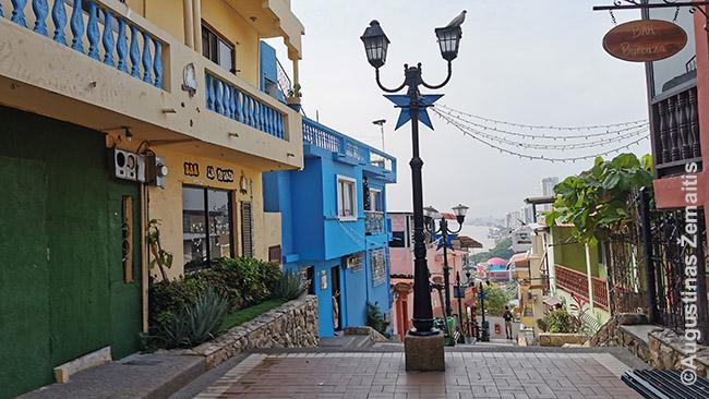 Las Penas rajone Gvajakilyje