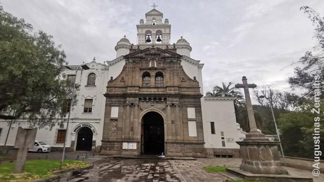 Guapulo mergelės bažnyčia Kito rytuose