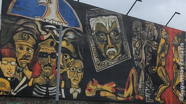 Grafitis Ekvadore