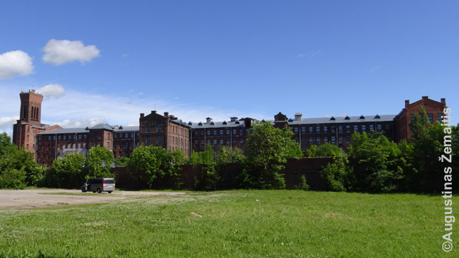 Krenholmo fabrikas Narvoje