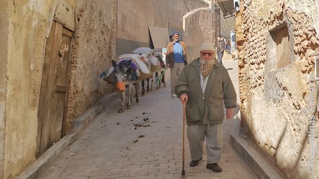 Feso senamiestyje (Medinoje)