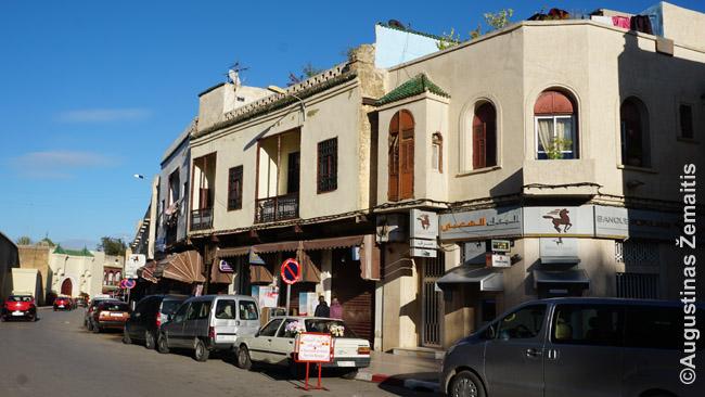 Buvęs Feso žydų rajonas