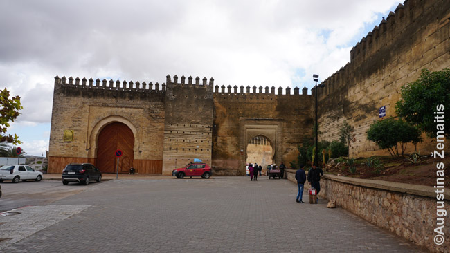 Vieneri Feso vartų