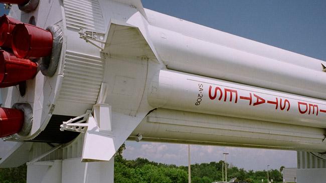 Raketa Kanaveralo kyšulyje