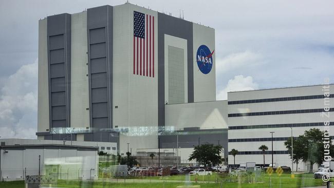 Raketų surinkimo pastatas, vienas didžiausių pasaulyje pastatų