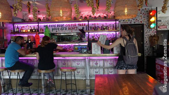 Lotyniškas restoranas Majamyje