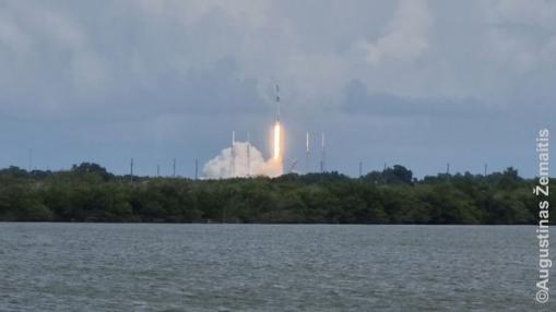 Raketos paleidimas Kanaveralo kyšulyje