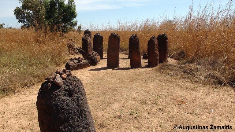Vasu akmenų ratai Gambijoje