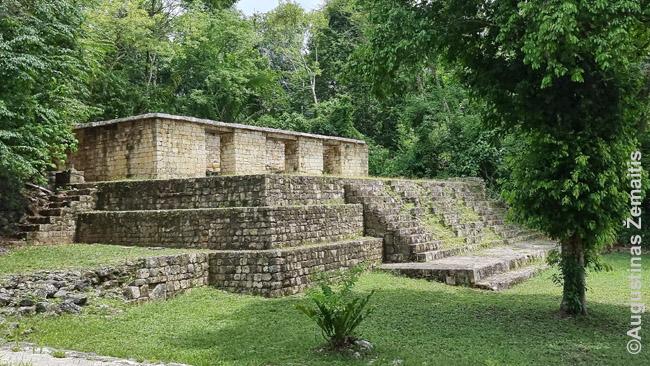 Agvatekos valdovo rūmai