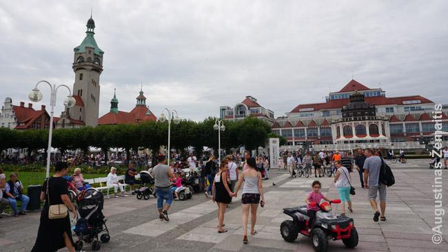 Sopoto centre