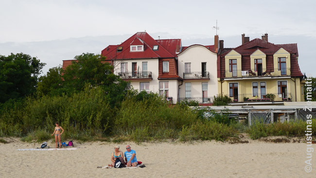 Sopoto paplūdimyje