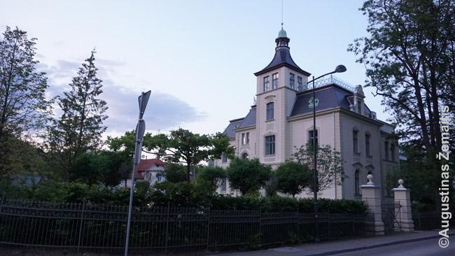 Istorinė vila Sopote