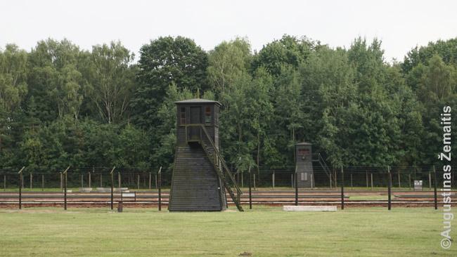 Štuthofo koncentracijos stovykloje