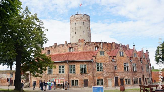 Wijslouce tvirtovė, saugodavusi įplaukimą į Gdansko uostą
