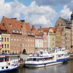 Gdanskas - atstatytas prūsų didmiestis-kurortas