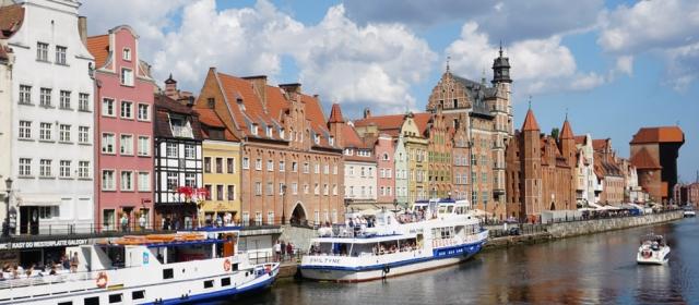Gdanskas – atstatytas prūsų didmiestis-kurortas