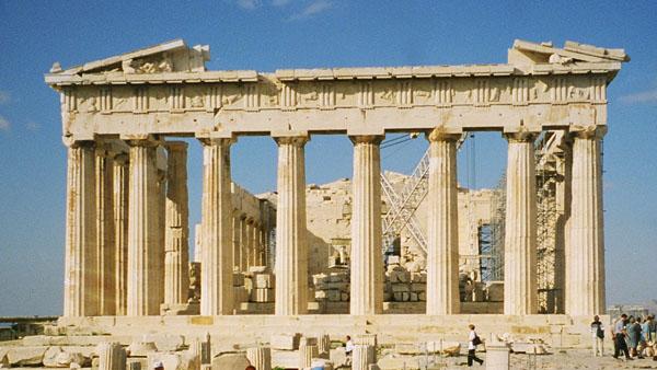 Atėnų Akropolio pagrindinė šventykla