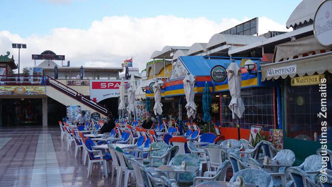 Cita prekybos centras Plaja de Ingles