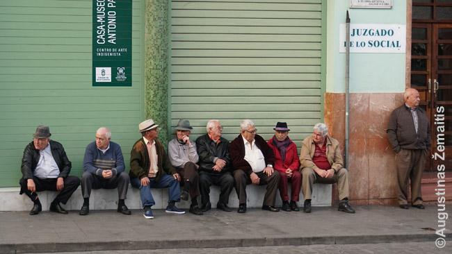 Gran Kanarijos seneliai