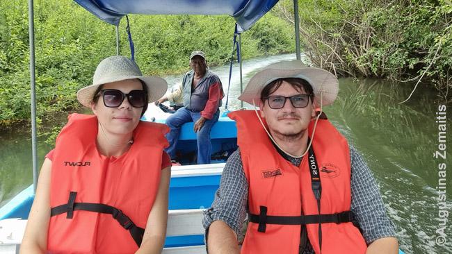 Pakeliui į Agvateką
