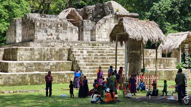 Majų ritualas Seibalyje