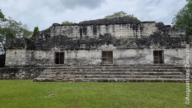 Rūmai Tikalyje