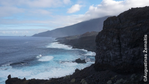 Šiaurinis Hierro krantas, Charco Azul
