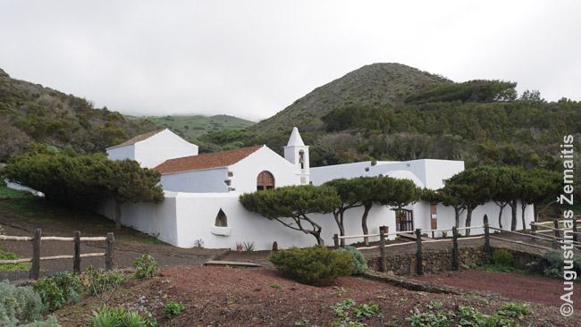 Virgen de Los Reyes bažnytėlė