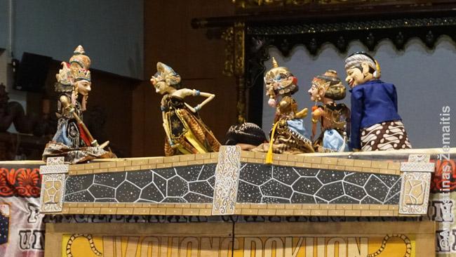 Vajang lėlių teatras