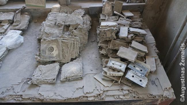Kas liko iš daiktų po Merapio išsiveržimo, pražudžiusio kelis šimtus