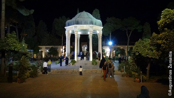 Hafezo kapas Širaze