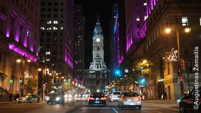 Filadelfijos centras