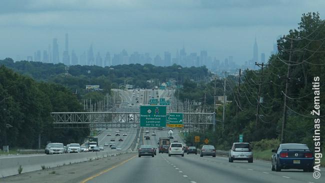 Greitkelis į Niujorką