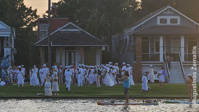 Vudu Joninės Naujajame Orleane