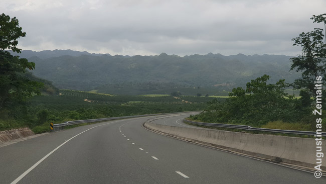 Važiuojant per Jamaiką