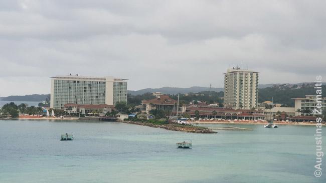 Jamaikos viešbučiai, kokiuose apsistojama atostogų savaitei