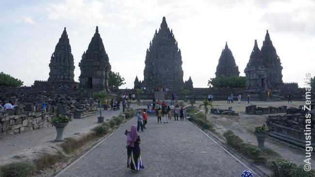 Prambanano šventykla