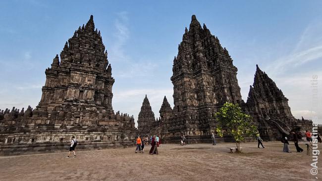 Pagrindinės Prambanano šventyklos