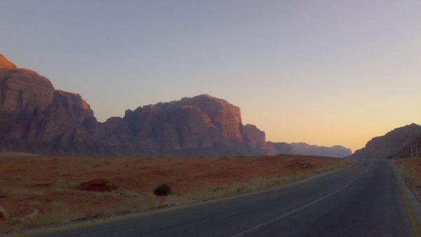 Vadi Rumas Jordanijoje